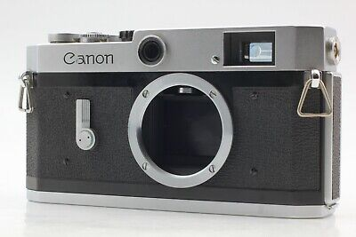 [Exc+4] Canon P 35mm Rangefinder Film Camera L39 Mount from Japan #255