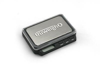 Truweigh ZE-100 Digital Scale 100g x 0.01g Gold Silver Coin Gram Reload Grain
