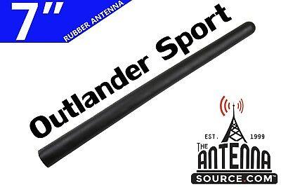 "NEW ROOF AM/FM 7"" ANTENNA MAST - FITS: 2011-2017 Mitsubishi Outlander Sport"