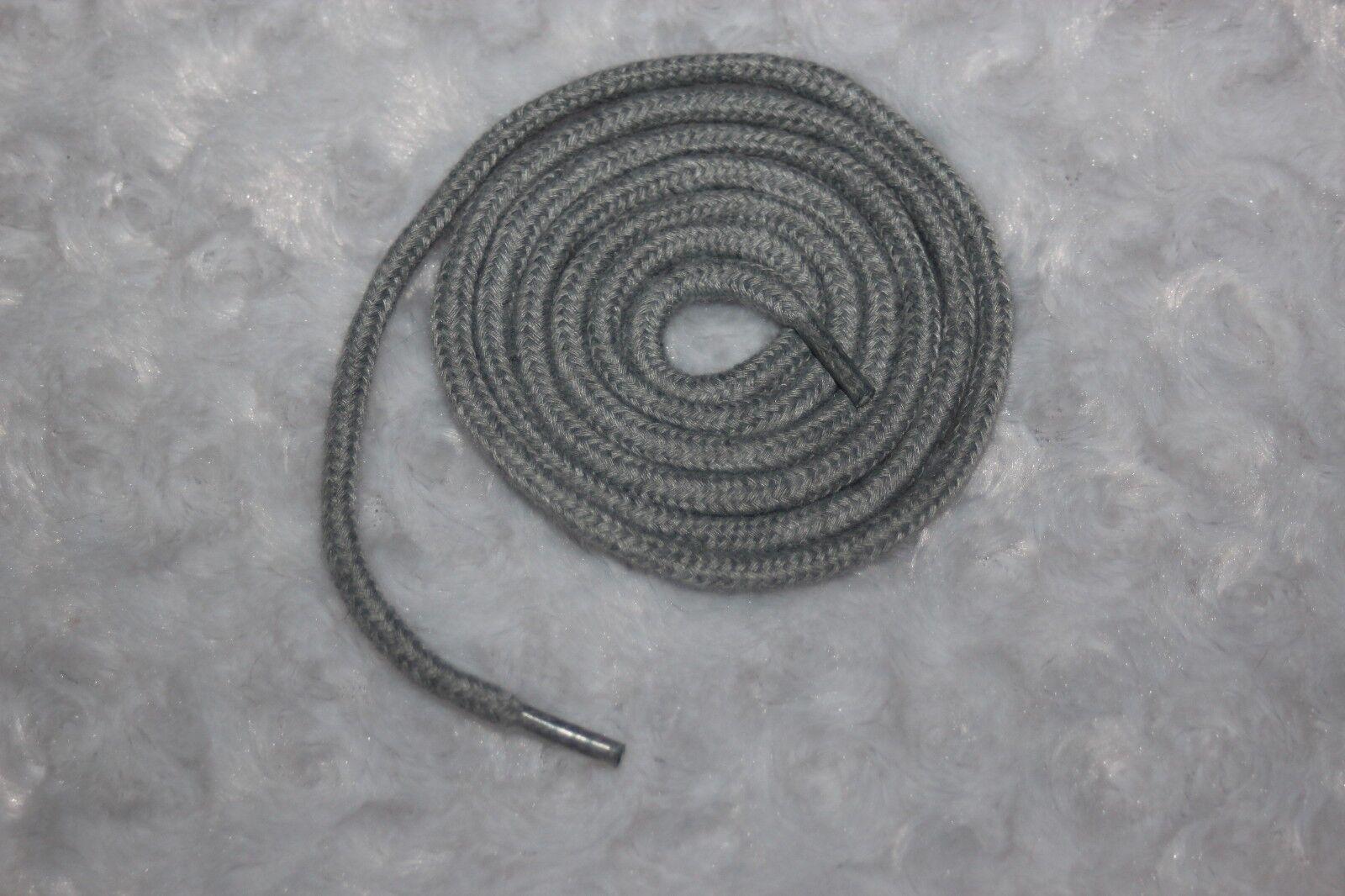 Replacement Drawstring White Red Black Gray plastic Tip Hoodies Sweatpants Bags Light Gray Plastic Tip 48