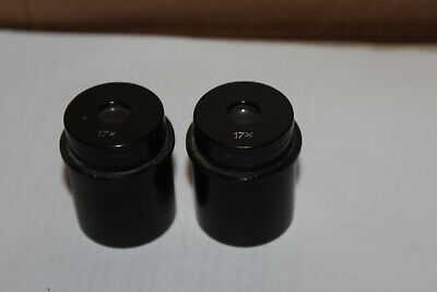 Lomo Microscope 30mm Microscope Eyepieces 17x Pair