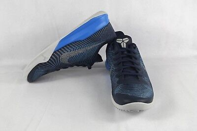 3b663fca6d6 NIKE KOBE MENTALITY II Midnight NAVY BASKETBALL SHOES 818952-400 Mens US  Size 11