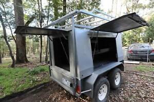 Tradesman trailer 8x5 tandem