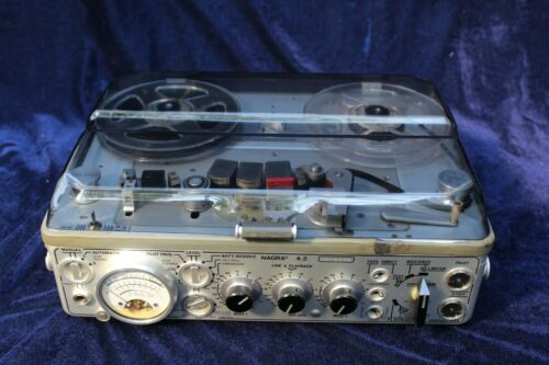 NAGRA 4.2 MINT Recorder with Power Supply Unit at Cheapest !