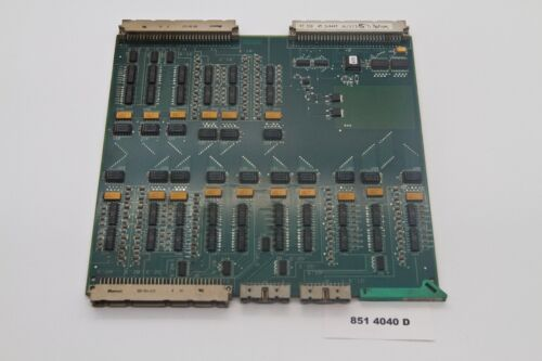 Pre-Owned Charmilles Circuit Board 851 4040 D