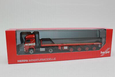 Herpa 309653 Mercedes-Benz Arocs Tele-Remolque - Semirremolque Colonia 1:87 H0