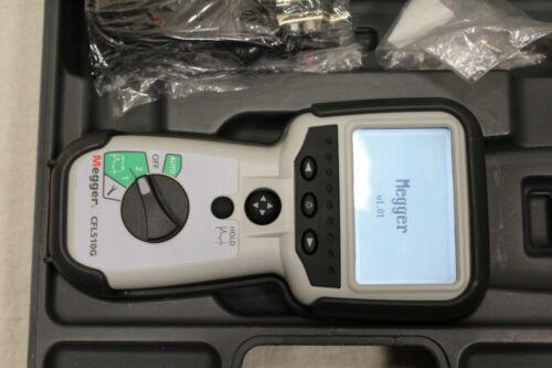 Megger CFL510G Cable Fault Locator