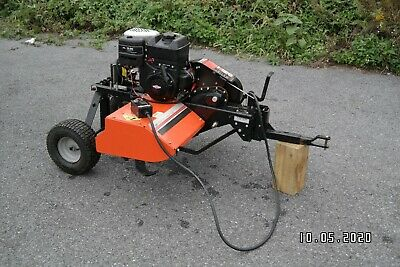 DR PRO 36T PULL BEHIND TRACTOR TOWABLE ROTO-HOG POWER TILLER
