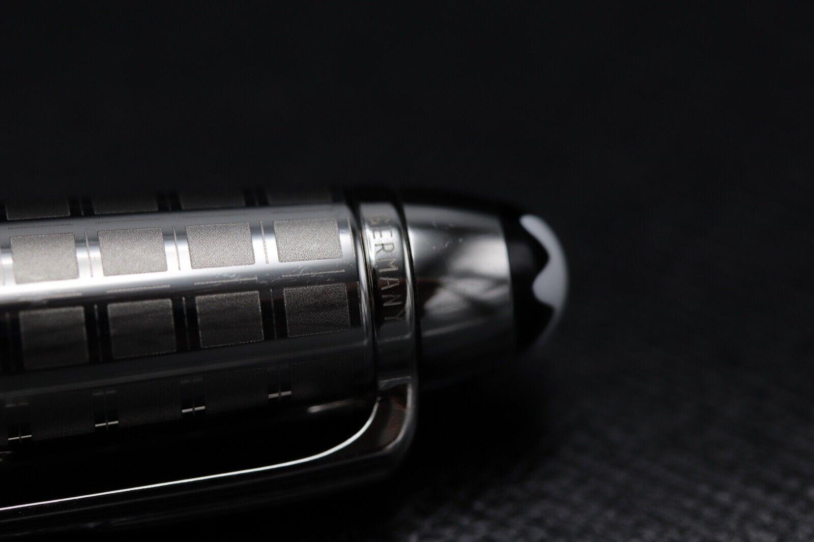 Montblanc Meisterstück Stainless Steel II Classique Ballpoint Pen 5