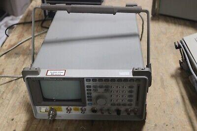 Hewlett Packard Hp 8920a Rf Communications Test Set Options 001-004-102 Nice