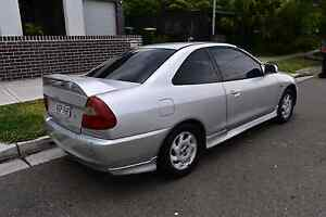 '99 Mitsubishi CE2 MR Lancer 1.8L, 6 MONTHS REGO, 5 Speed Manual Wiley Park Canterbury Area Preview