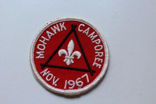 Vintage BSA Boy Scouts 1967 Mohawk Camporee Patch