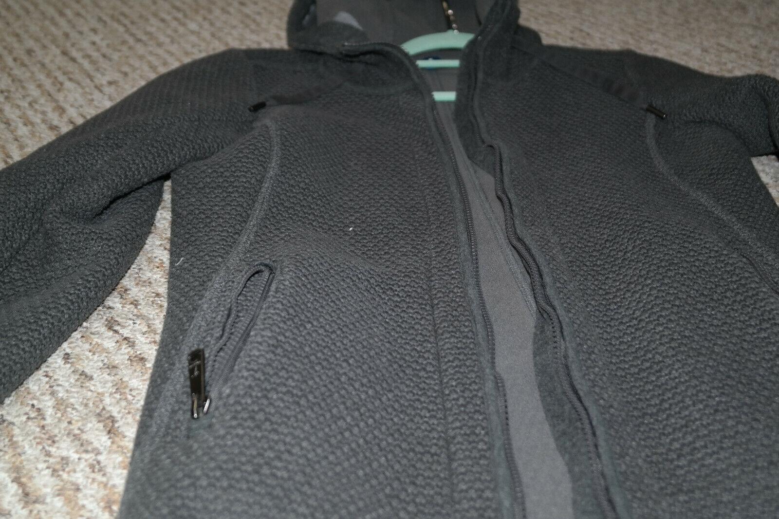 Tom Tailor Damen leichter Stoffmantel mit Kapuze für den Übergang Größe M