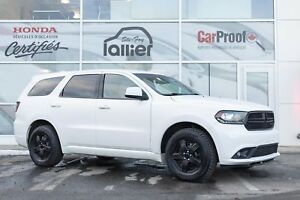 Dodge Durango SXT AWD ***JAMAIS ACCIDENT?***