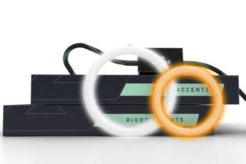 Profile Pivot Switchback LED Halos Morimoto  70mm 80mm 90mm 100mm 110mm