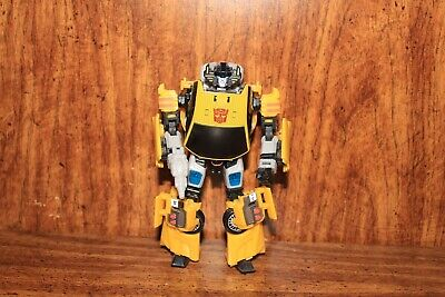 Transformers classics deluxe SUNSTREAKER - rare complete lot excellent 312