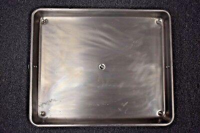 Vintage Military Roasting And Baking Pan 19-78 X 16-12 X 1-12