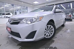 2013 Toyota Camry LE, BACKUP CAMERA,  POWER GROUP,  SERVICE HIST
