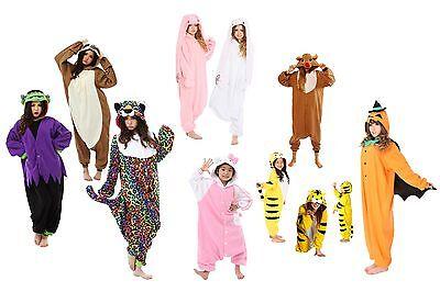 SAZAC Kigurumi Costumes for All Ages - Pajamas Set - Halloween Costume (Halloween Costumes For All Ages)