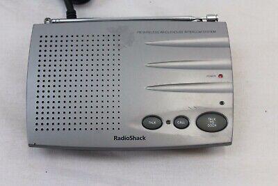 RadioShack Whole House 3 Channel Intercom System ()