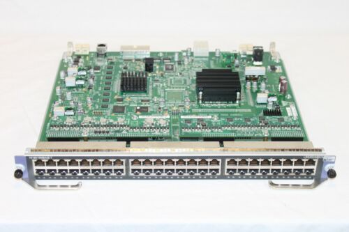Hp Jg663a Hpe Flexnetwork 7500 48-port 1000base-t Poe+ Sc Module Lsq3gv48sc0
