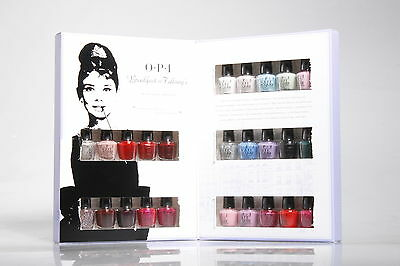 OPI Breakfast at Tiffany's MINI MANI MONTH 25PK MINI POLISH New in Box
