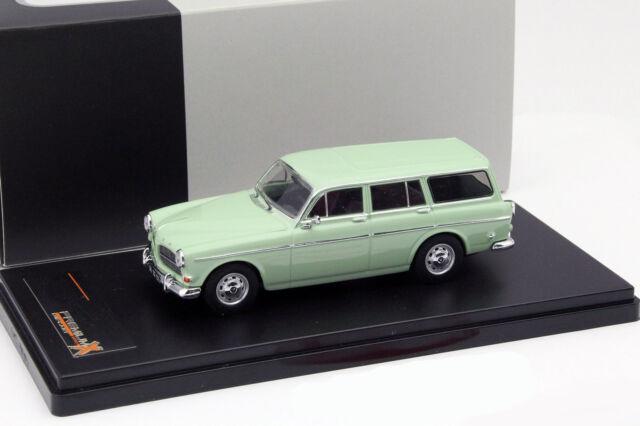 Volvo 220 Amazon Baujahr 1962 hellgrün 1:43 Premium X