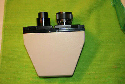 Olympus Bh2 Microscope Binocular Head Will Work W Ch Ch2