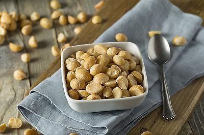 1 kg BIO Macadamia Nüsse naturbelassen - ungesalzen ohne Zusätze Kerne Nuss