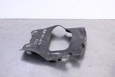 2003 AUDI A4 B6 DRIVER SIDE FRONT COVER FOR ENGINE COMPARTMENT 8E0864310