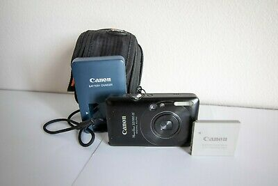 Canon PowerShot SD780 IS 12.1MP ELPH Digital Camera W/ Batter & Charger
