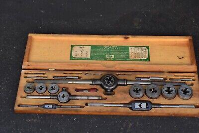 Greenfield Tap Die Set 22 Pc