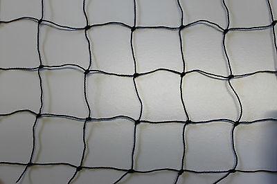 Katzenschutznetz Meterware Breite 3 m schwarz Katzennetz Balkonnetz
