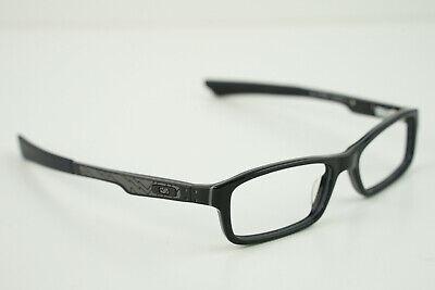 Oakley BUCKET OX1060-0251 Polished Black 51-17-140 Prescription Eye Glasses RX