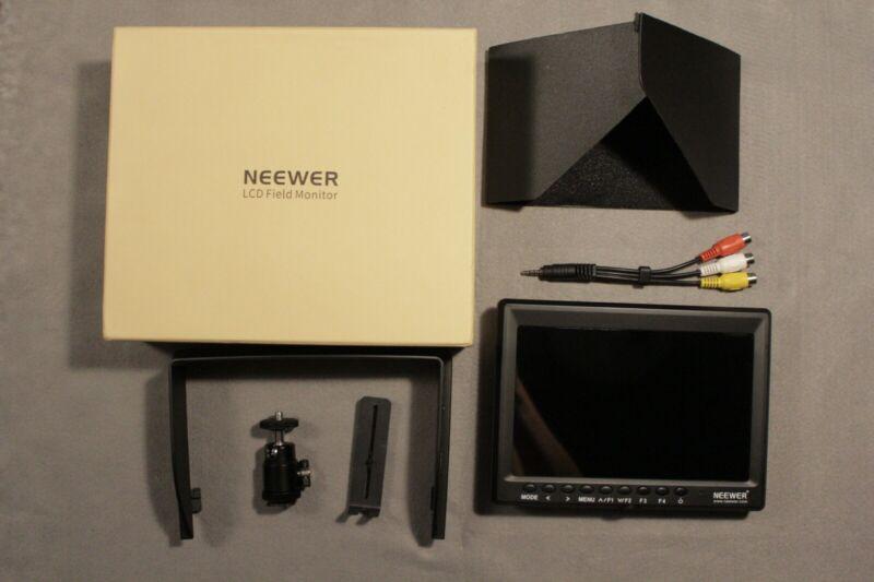Neewer F100 7 inch 1280x800 IPS Camera Field Monitor (Used)
