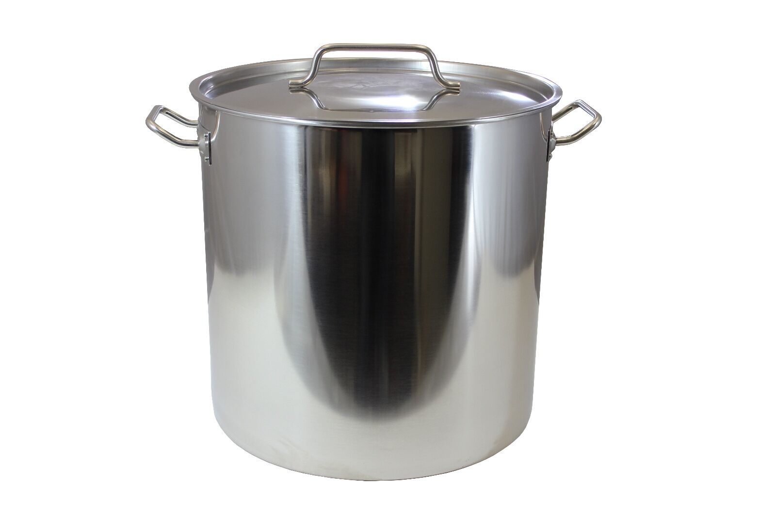 CONCORD Polished Stainless Steel Stock Pot Brewing Beer Kett
