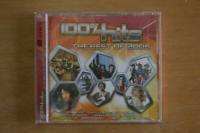 100% Hits The Best Of 2005  - Kylie Minogue, Simple Plan, Ben Lee   (Box