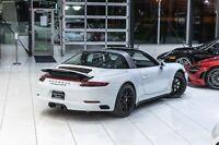 Miniature 19 Coche Americano usado Porsche 911 Targa 4 GTS 2018