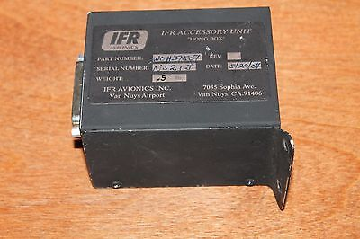 "IFR Avionics Accessory Unit ""Hong Box"" P/N 39507"