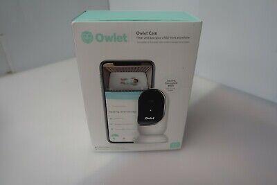 Owlet Camera - Video Baby Monitor w/HD Night Vision