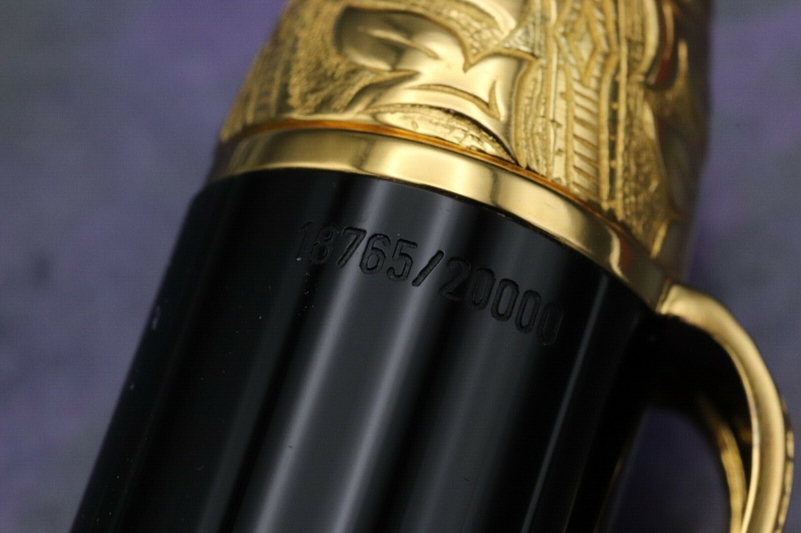 Montblanc Voltaire Writers Limited Edition Fountain Pen 5
