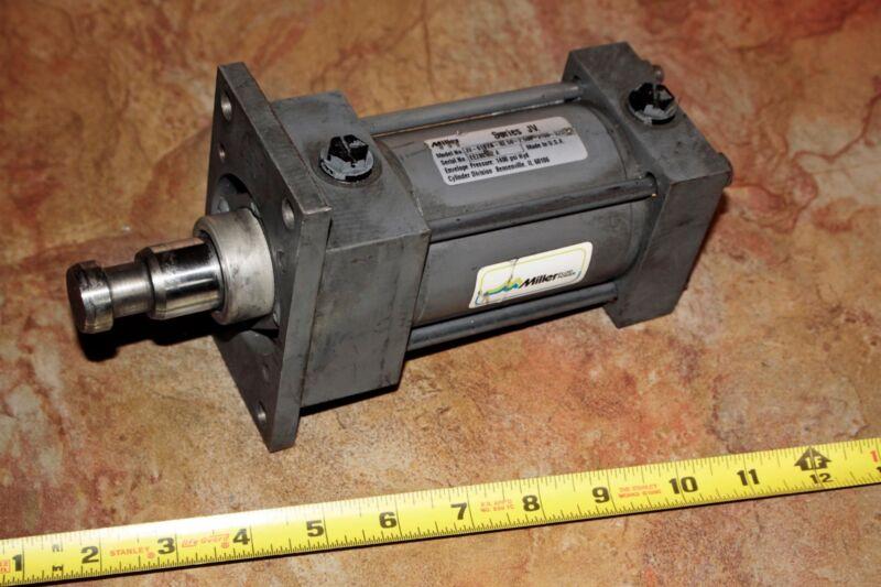 Miller Parker Hydraulic Cylinder  Series JV   1.50   JV-61BXN-2.50-2.50-0100-S22