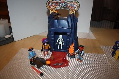 Playmobil Mitnehmfelsen Piraten