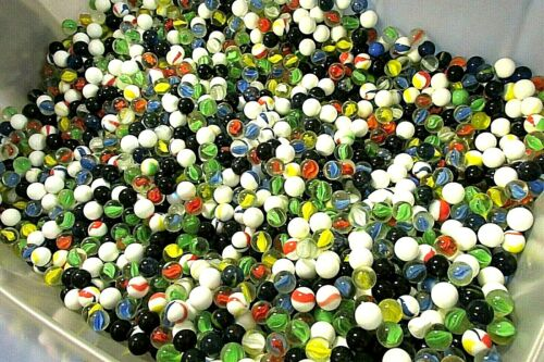 12  #  pound   GLASS   MARBLE   MARBLES