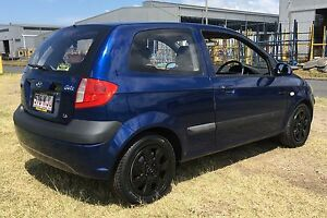 06 HYUNDAI GETZ 1.6 - 2017 REGO - ROADWORTHY - 100 Kms Eagle Farm Brisbane North East Preview