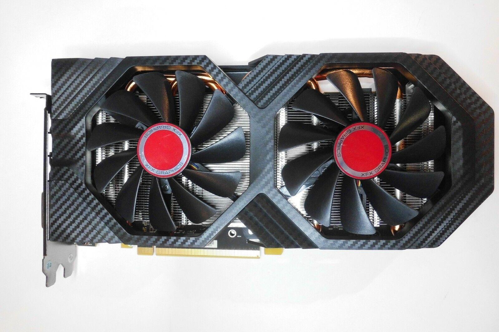 Grafikkarte XFX AMD Radeon RX-580 GTS XXX Edition OC+ 8GB GDDR5 gebraucht