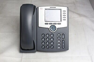 Fully Refurbished Cisco Spa525g2 5-line Color Display Business Office Ip Phone