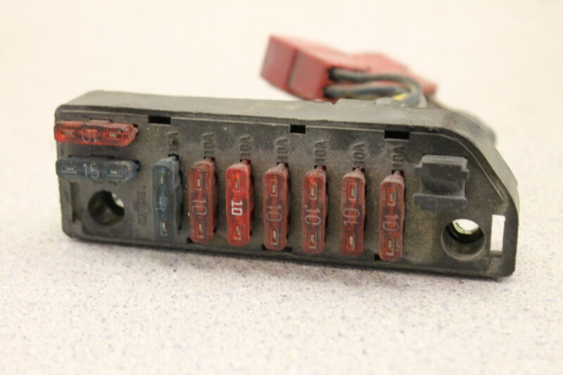 1987 honda cbr 1000 f fuse junction box electrical fuses. Black Bedroom Furniture Sets. Home Design Ideas