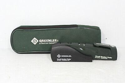 Greenlee Cs-2072 Circuit Breaker Finder