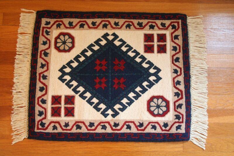 Hand Hooked Oriental Carpet